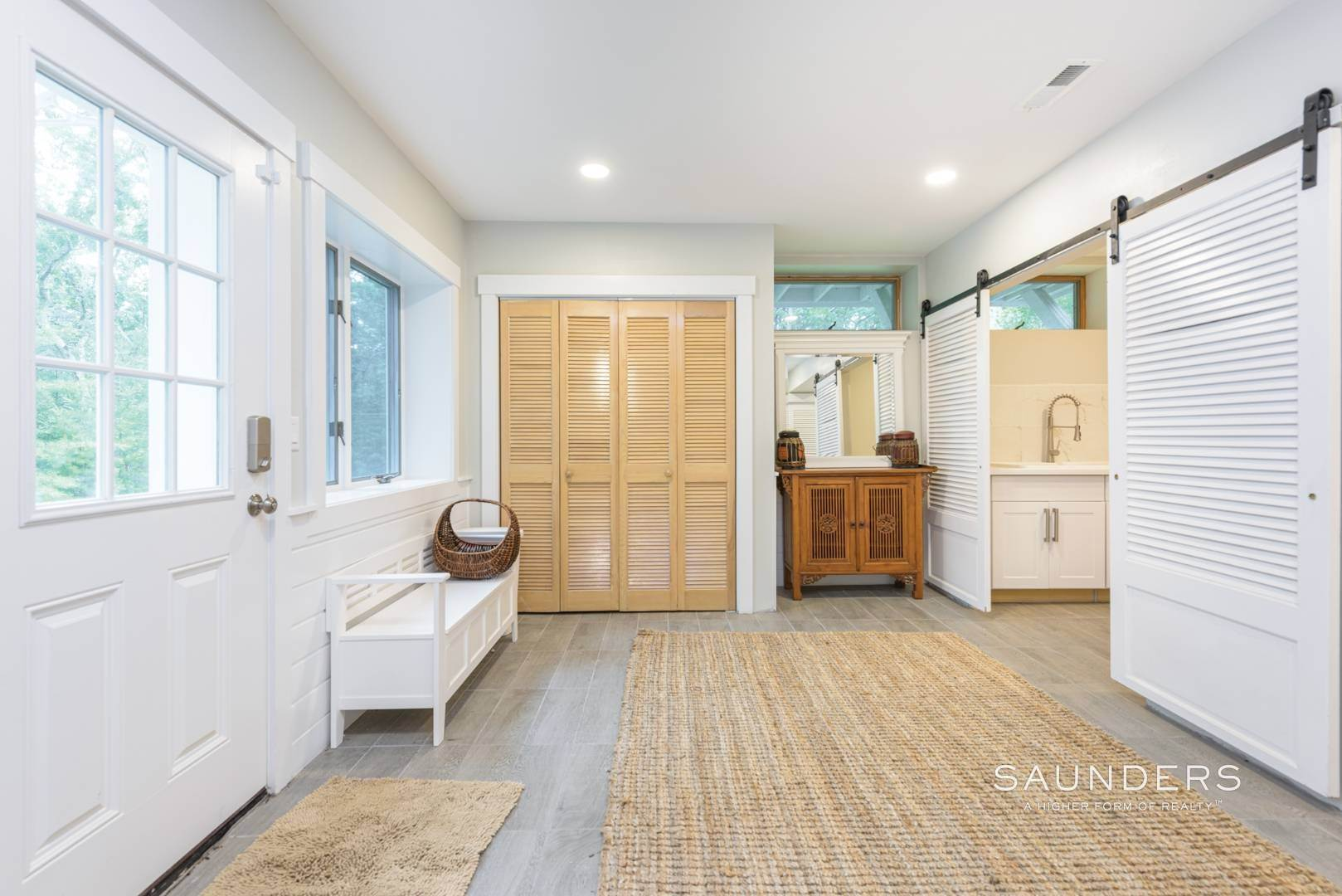 2. Single Family Homes for Sale at Newly Renovated Bright Contemporary Checks All Boxes 60 Old Northwest Road, East Hampton, East Hampton Town, NY 11937
