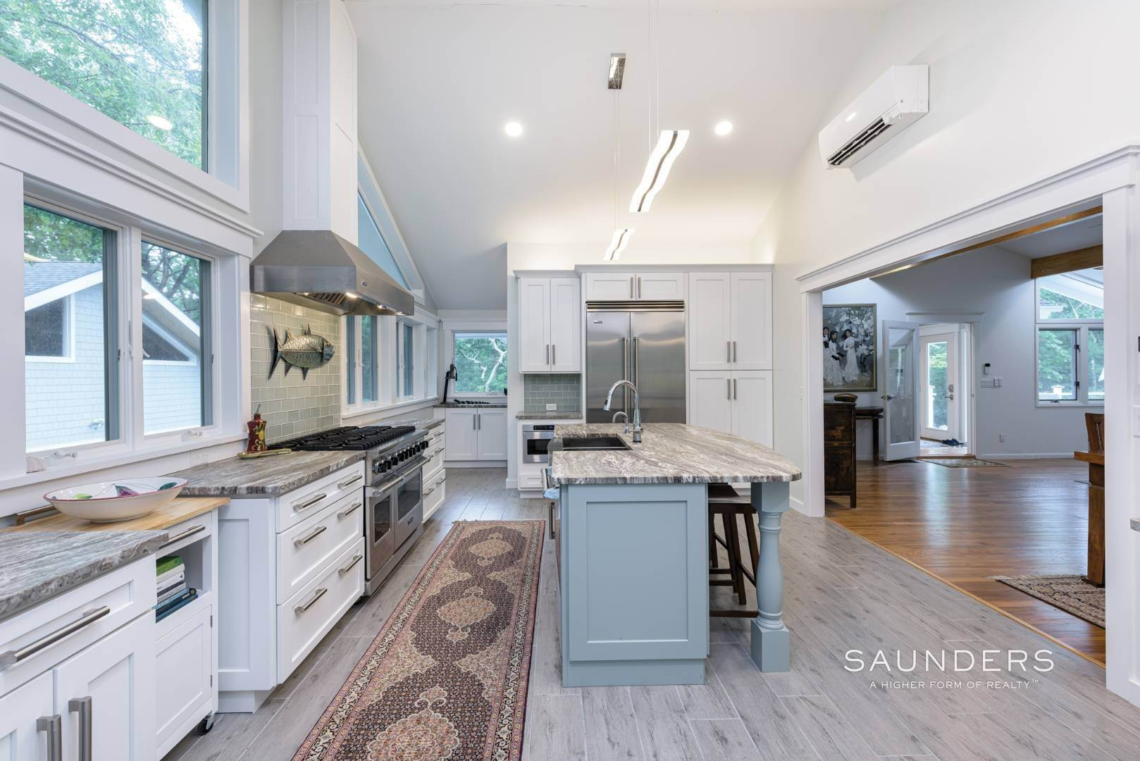 5. Single Family Homes for Sale at Newly Renovated Bright Contemporary Checks All Boxes 60 Old Northwest Road, East Hampton, East Hampton Town, NY 11937