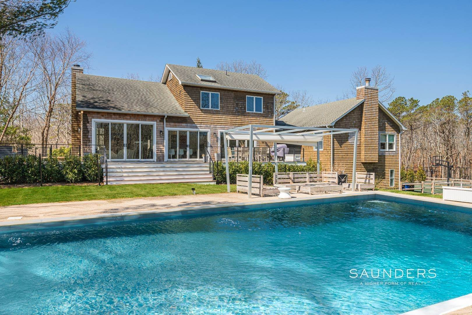 Single Family Homes at Great Family Home Bridgehampton, Southampton Town, NY 11932