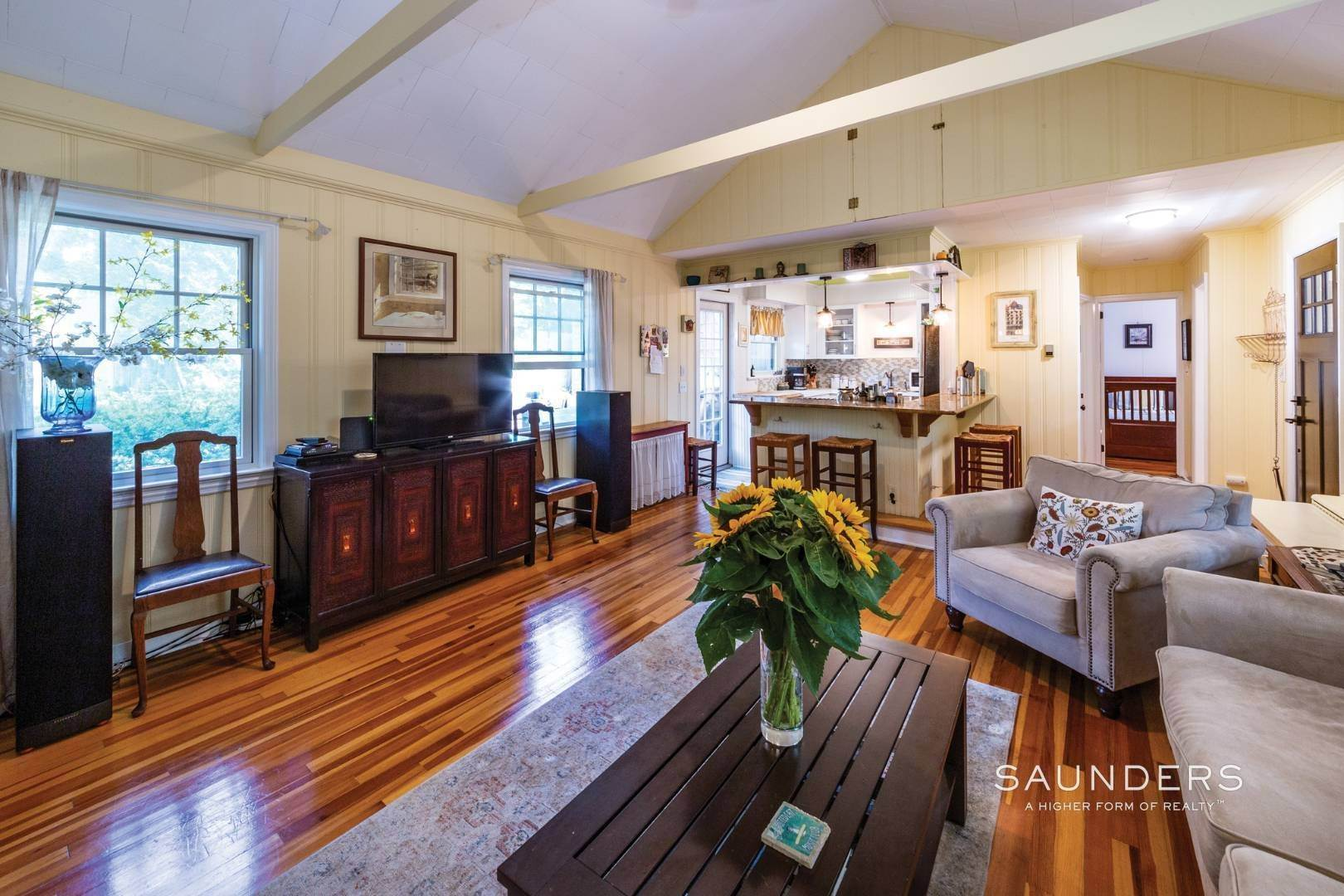 5. Single Family Homes for Sale at Sag Harbor Cottage By The Sea Sag Harbor, Southampton Town, NY 11963