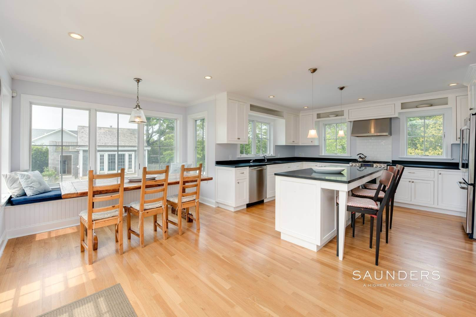 6. Single Family Homes at Turnkey Renovated Village Traditional Only Half Mile To Ocean 87 Beach Lane, Westhampton Beach Village, Southampton Town, NY 11978