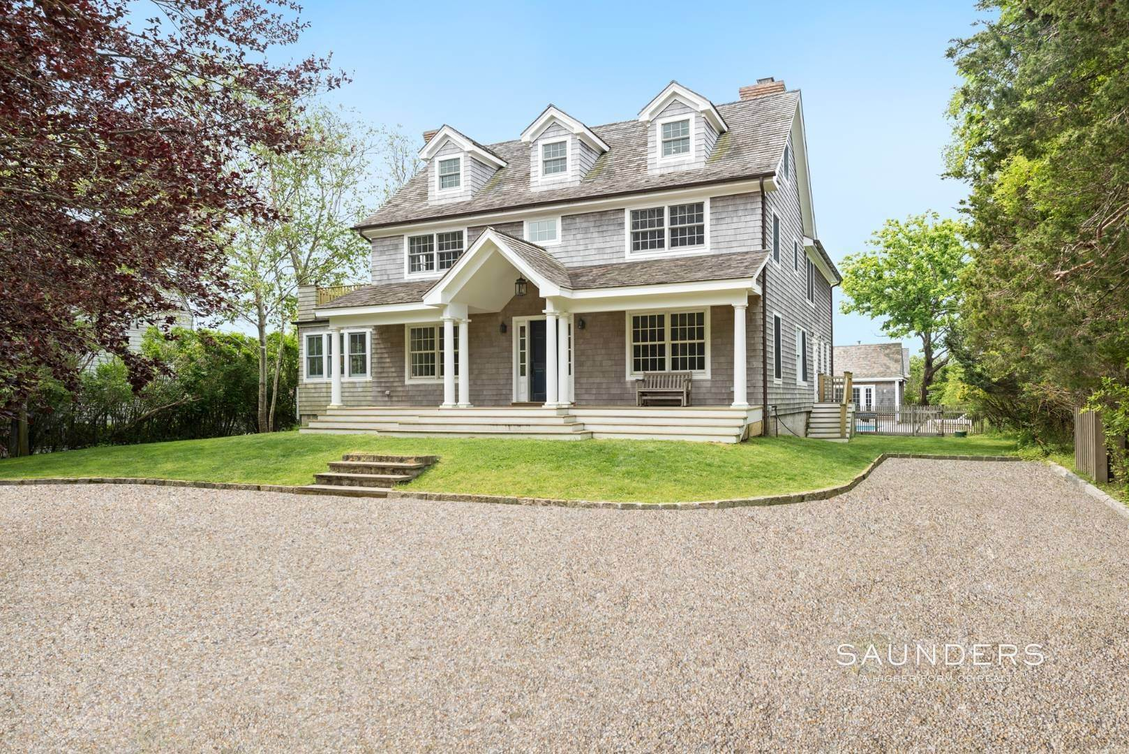 2. Single Family Homes at Turnkey Renovated Village Traditional Only Half Mile To Ocean 87 Beach Lane, Westhampton Beach Village, Southampton Town, NY 11978