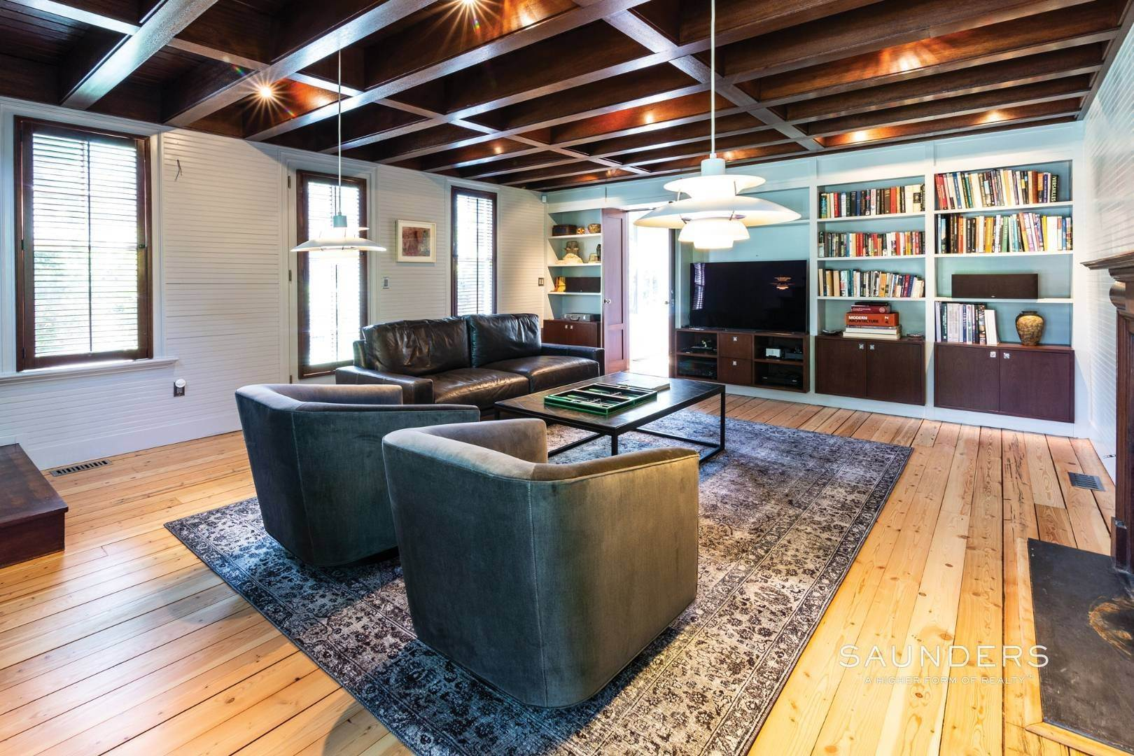 4. Single Family Homes at Classic Chic In East Hampton Village 104 Buell Lane, East Hampton, East Hampton Town, NY 11937
