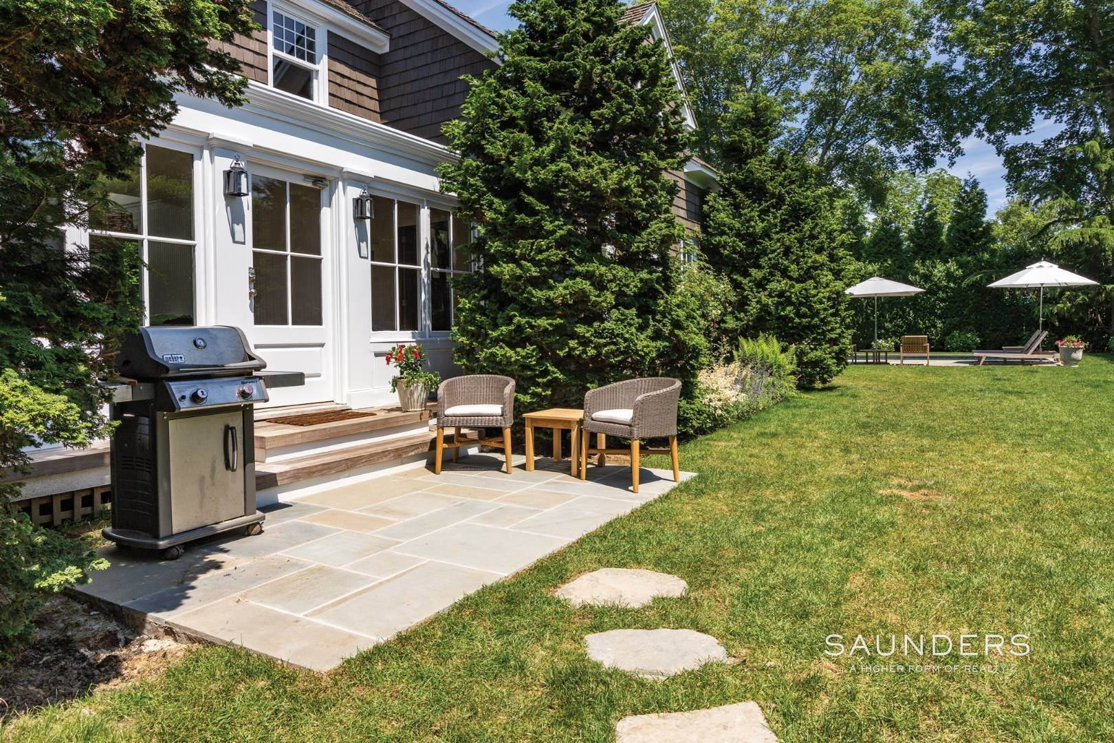22. Single Family Homes at Classic Chic In East Hampton Village 104 Buell Lane, East Hampton, East Hampton Town, NY 11937