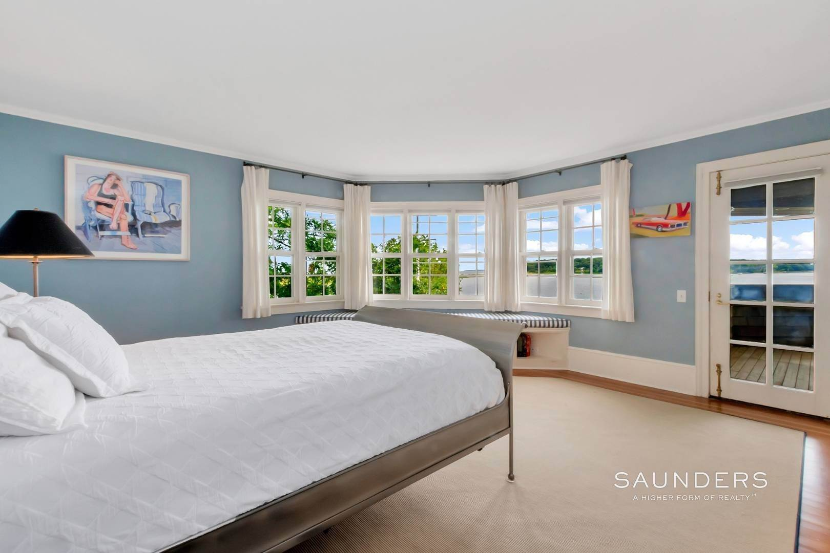 16. Single Family Homes for Sale at Classic Shelter Island Harborfront With Tennis And Pool 30 Little Ram Island Drive, Shelter Island Heights, Shelter Island, NY 11964