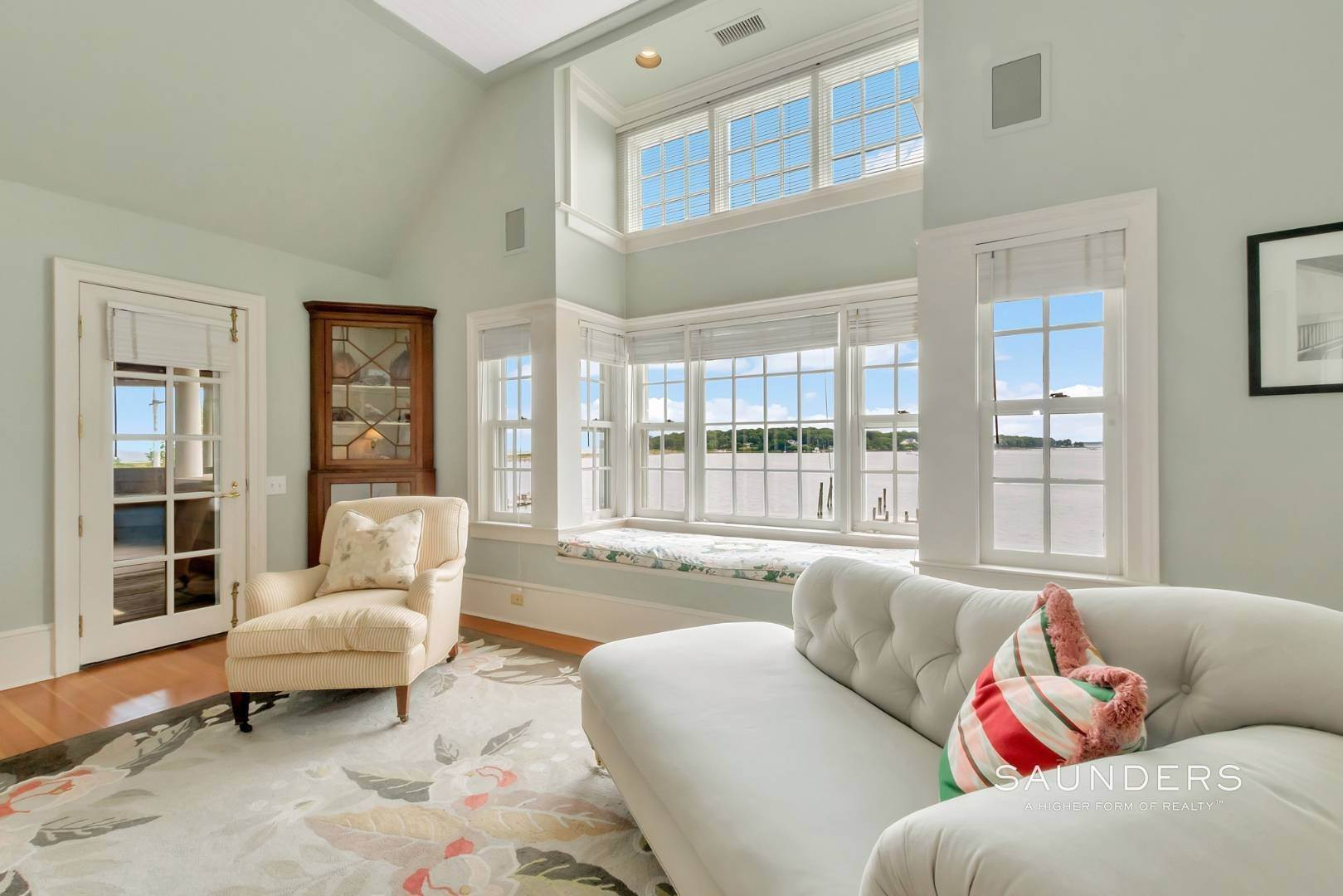 13. Single Family Homes for Sale at Classic Shelter Island Harborfront With Tennis And Pool 30 Little Ram Island Drive, Shelter Island Heights, Shelter Island, NY 11964