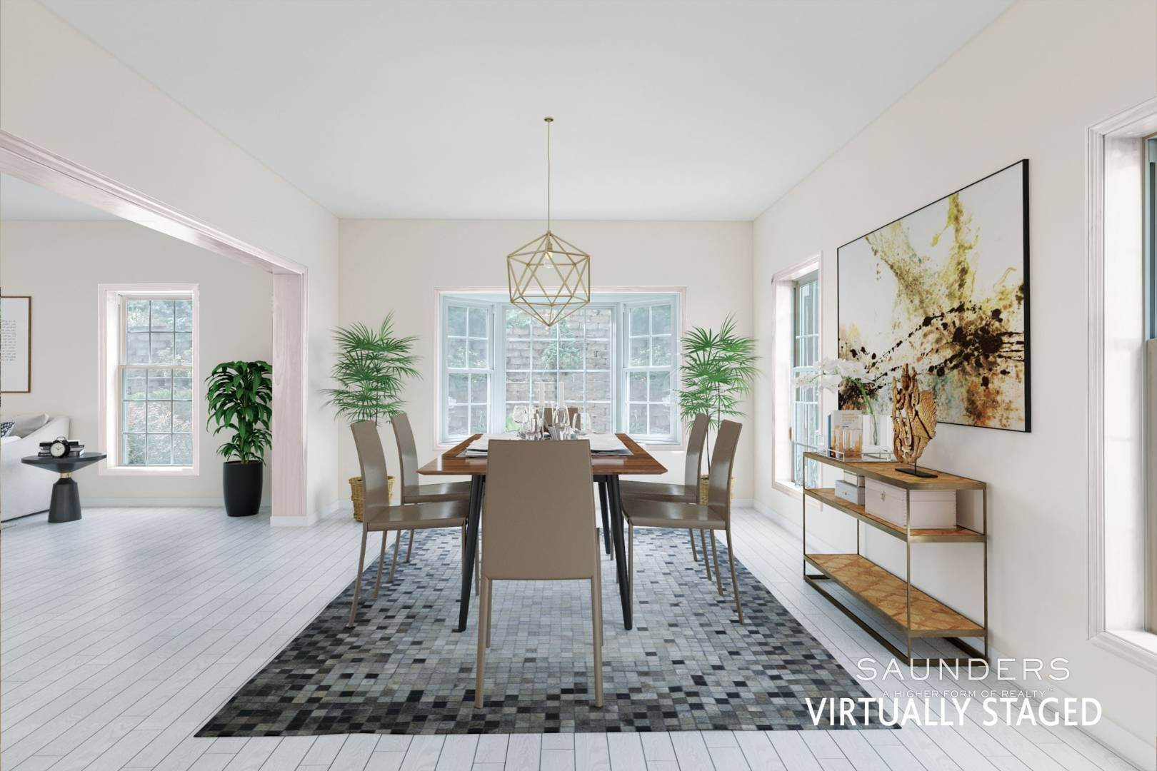 9. Single Family Homes for Sale at Pristine Traditional In Desirable Hampton Waters Community 81 Oyster Shores Road, East Hampton, East Hampton Town, NY 11937