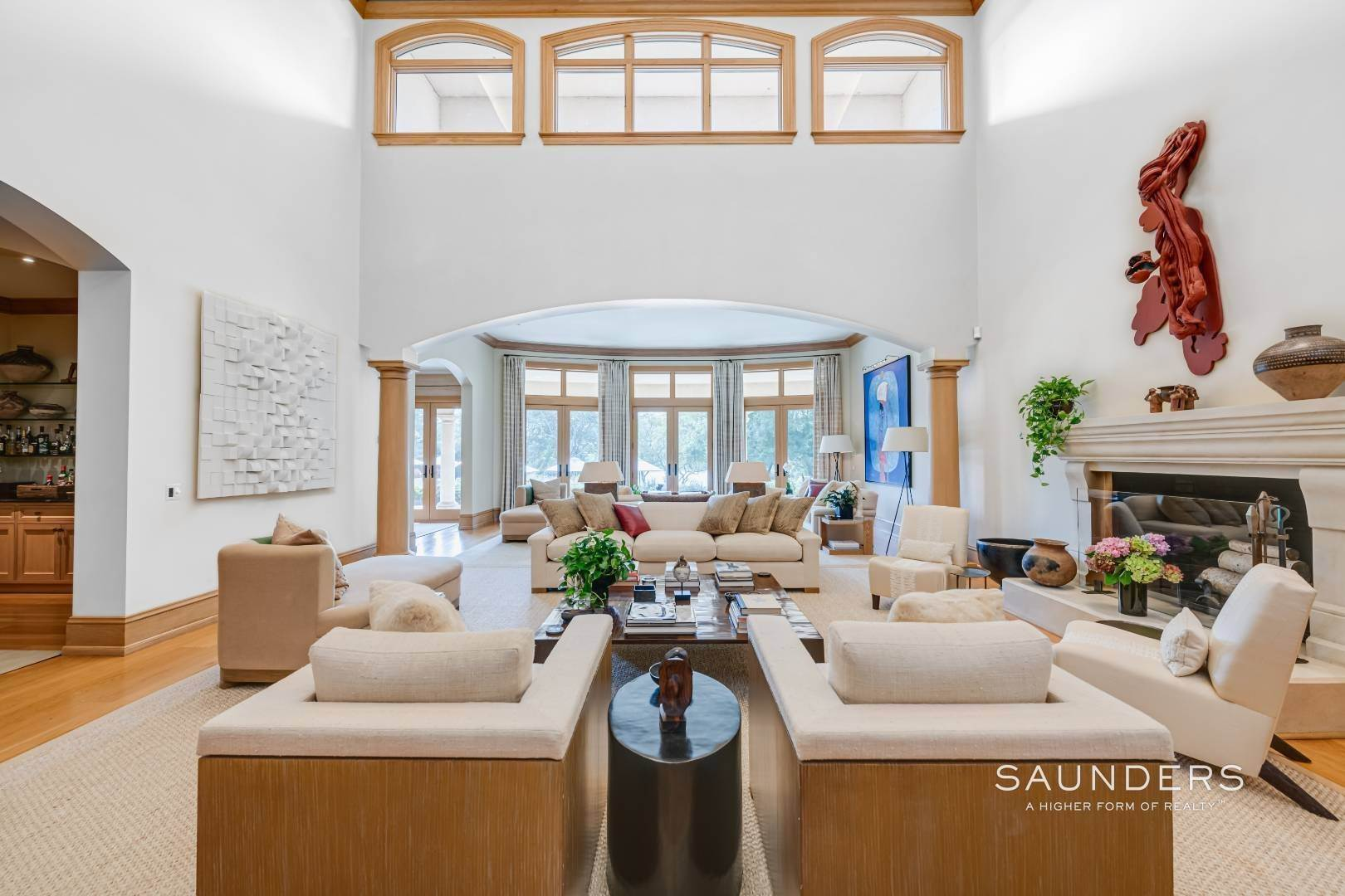 2. Single Family Homes for Sale at Secluded Bridgehampton Waterfront Estate 160 & 164 Trelawney Road, Bridgehampton, Southampton Town, NY 11932