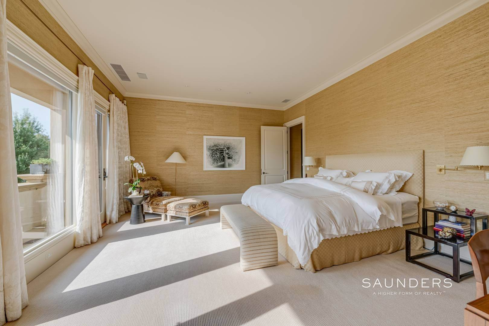 6. Single Family Homes for Sale at Secluded Bridgehampton Waterfront Estate 160 & 164 Trelawney Road, Bridgehampton, Southampton Town, NY 11932