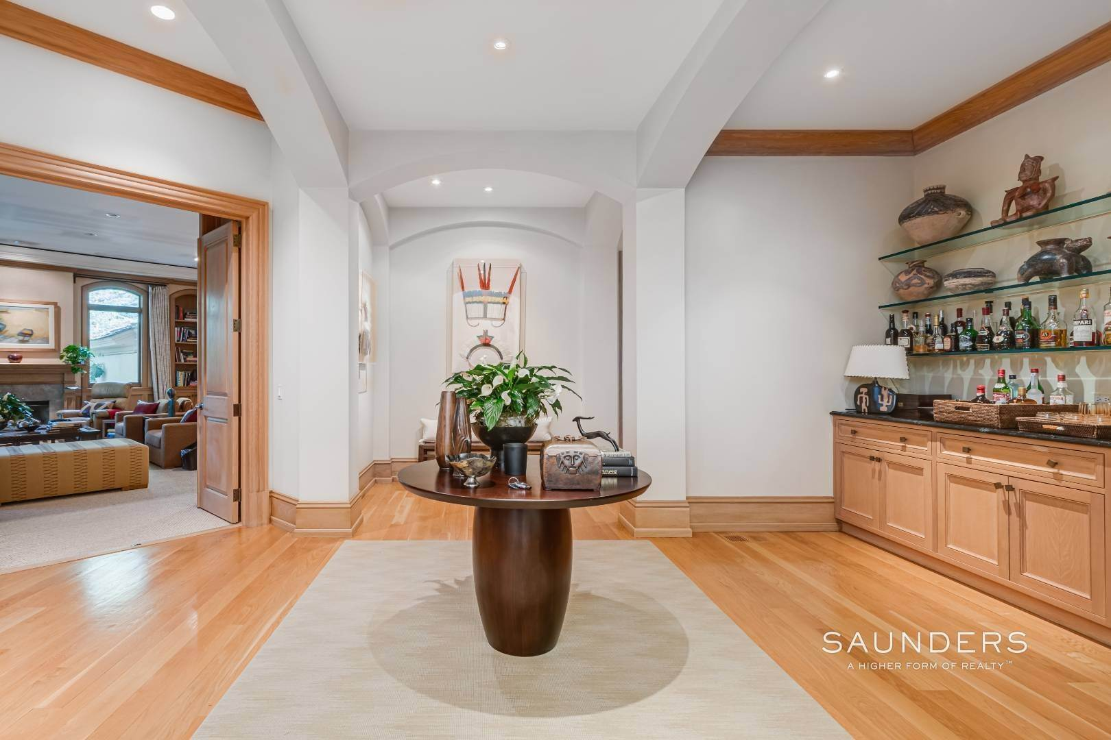 5. Single Family Homes for Sale at Secluded Bridgehampton Waterfront Estate 160 & 164 Trelawney Road, Bridgehampton, Southampton Town, NY 11932