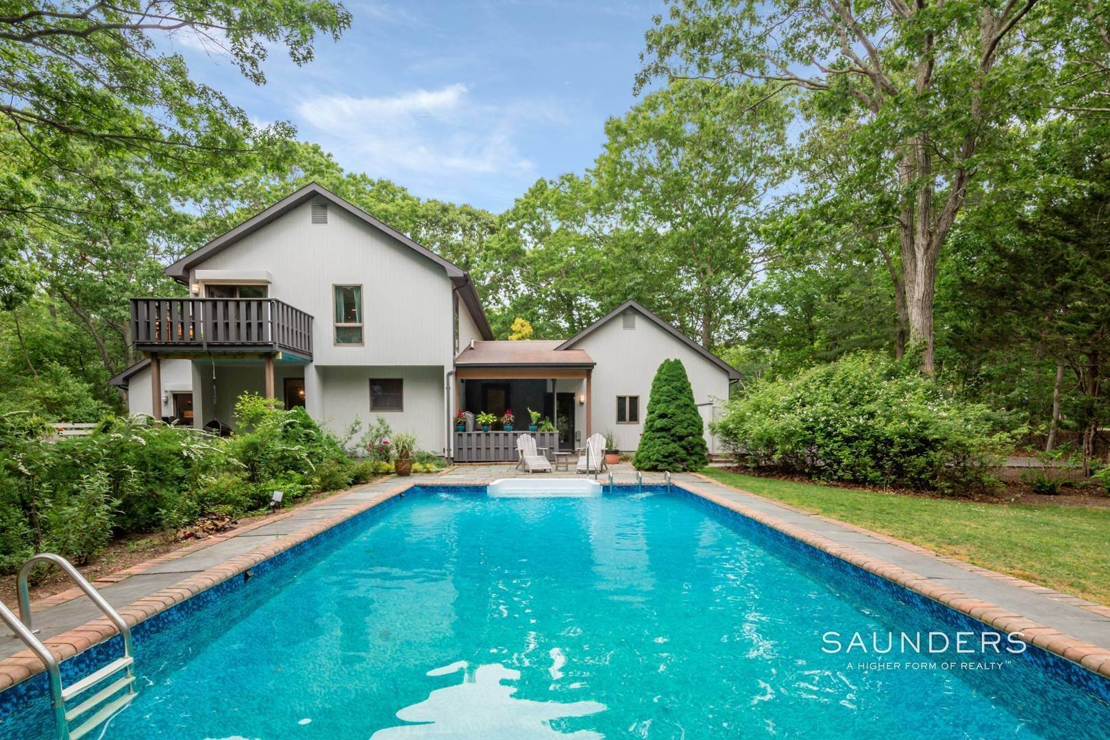 Single Family Homes at Immaculate Northwest Rental With Heated Pool And Hot Tub East Hampton, East Hampton Town, NY 11937