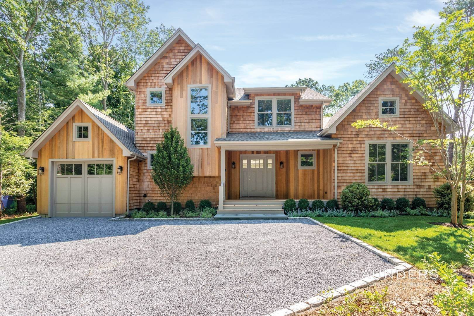 21. Single Family Homes for Sale at Brand New By Forst & Silverblank East Hampton, East Hampton Town, NY 11937