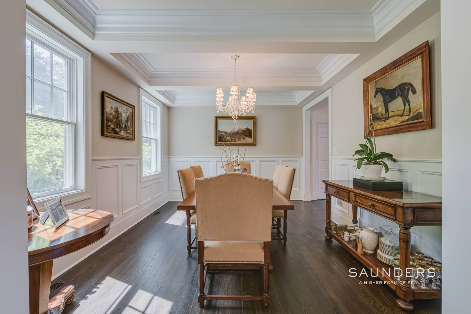 7. Single Family Homes for Sale at Gated Southampton Traditional On 2+ Acres 44 Ocean View Parkway, Southampton, Southampton Town, NY 11968