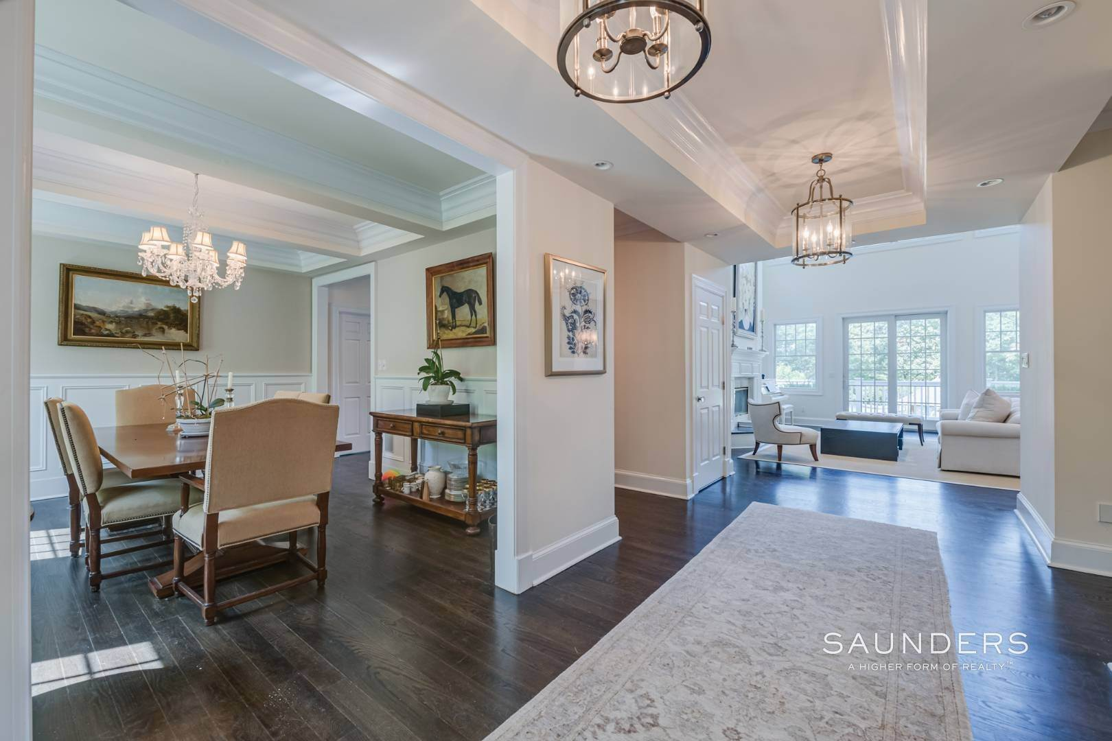8. Single Family Homes for Sale at Gated Southampton Traditional On 2+ Acres 44 Ocean View Parkway, Southampton, Southampton Town, NY 11968