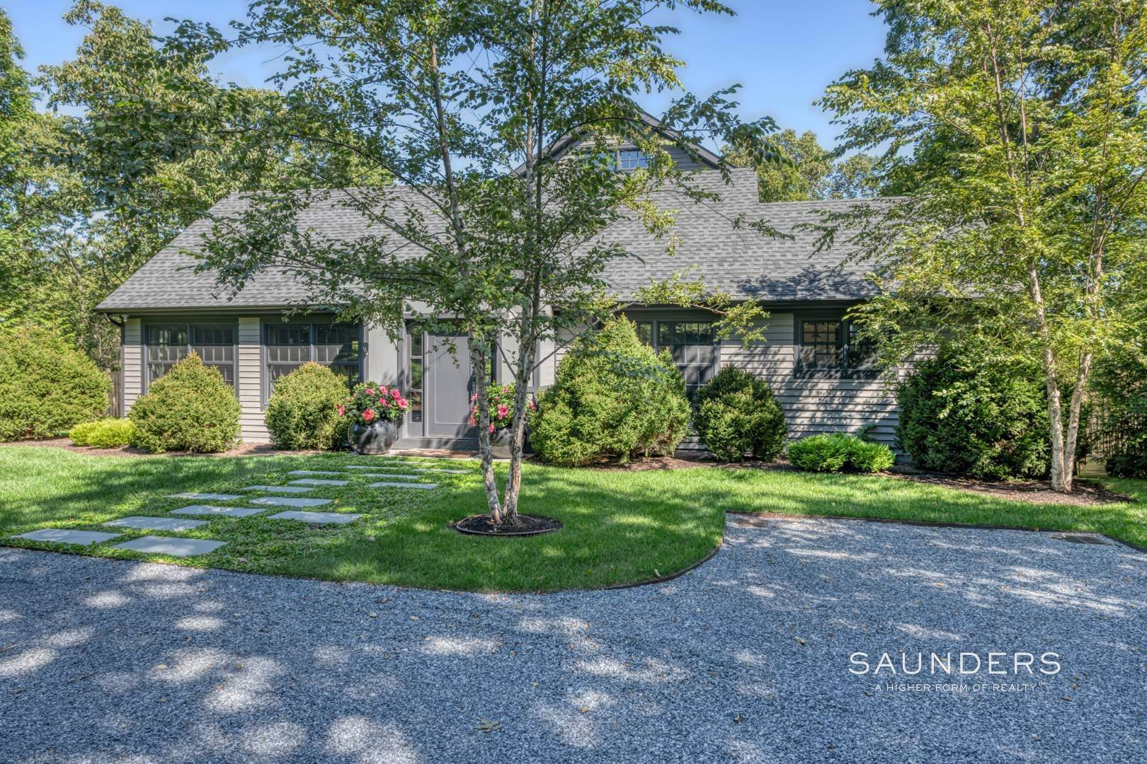 Single Family Homes for Sale at Spacious And Private, Consummate Style In Sag Harbor Village 22 Carver Street, Sag Harbor, Southampton Town, NY 11963