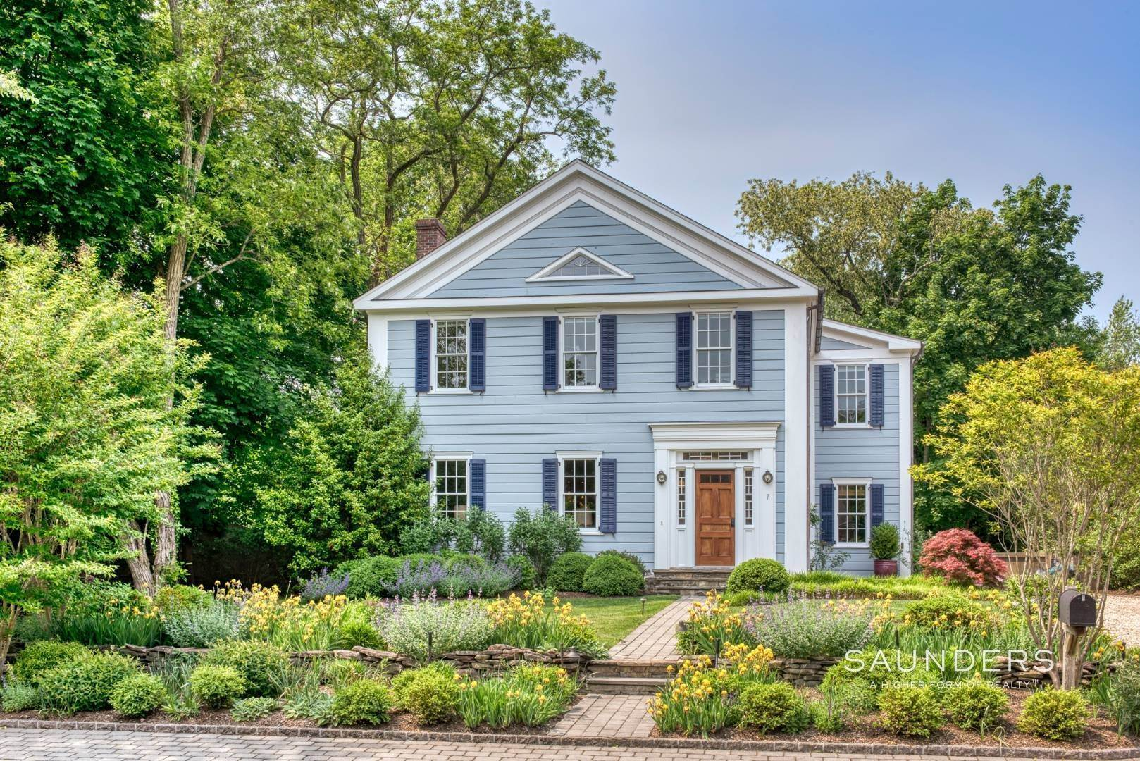 Single Family Homes at Sag Harbor Village Sag Harbor, Southampton Town, NY 11963