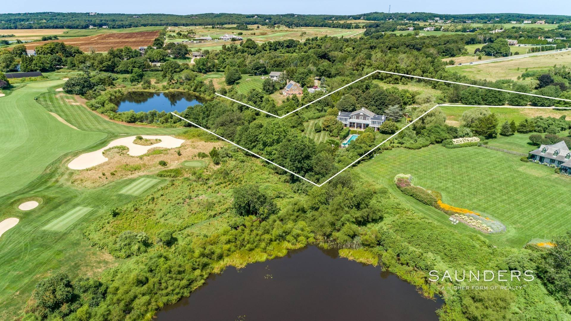 Land for Sale at Out Of Site 412 Mitchell Lane, Bridgehampton, Southampton Town, NY 11932