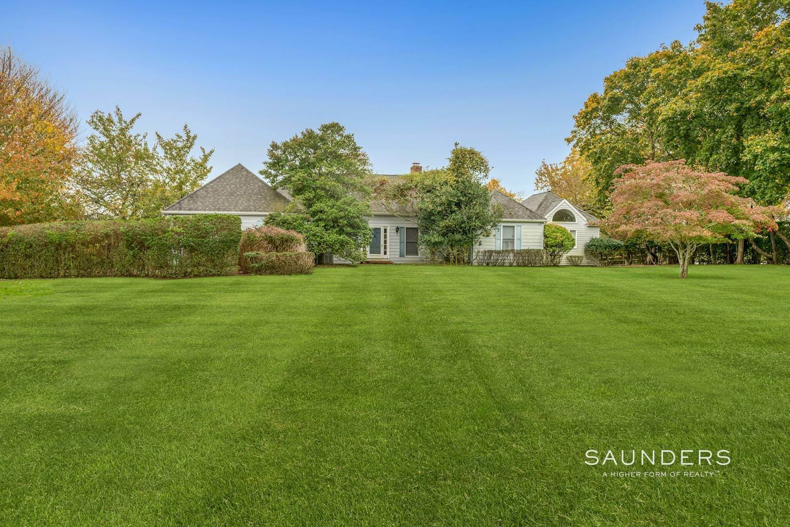 11. Single Family Homes for Sale at Rarified Waterfront Parcel 127 Halsey Lane, Water Mill, Southampton Town, NY 11976