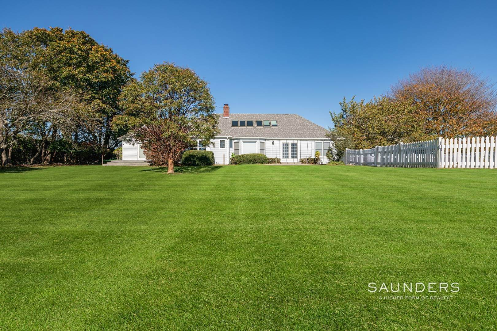 10. Single Family Homes for Sale at Rarified Waterfront Parcel 127 Halsey Lane, Water Mill, Southampton Town, NY 11976