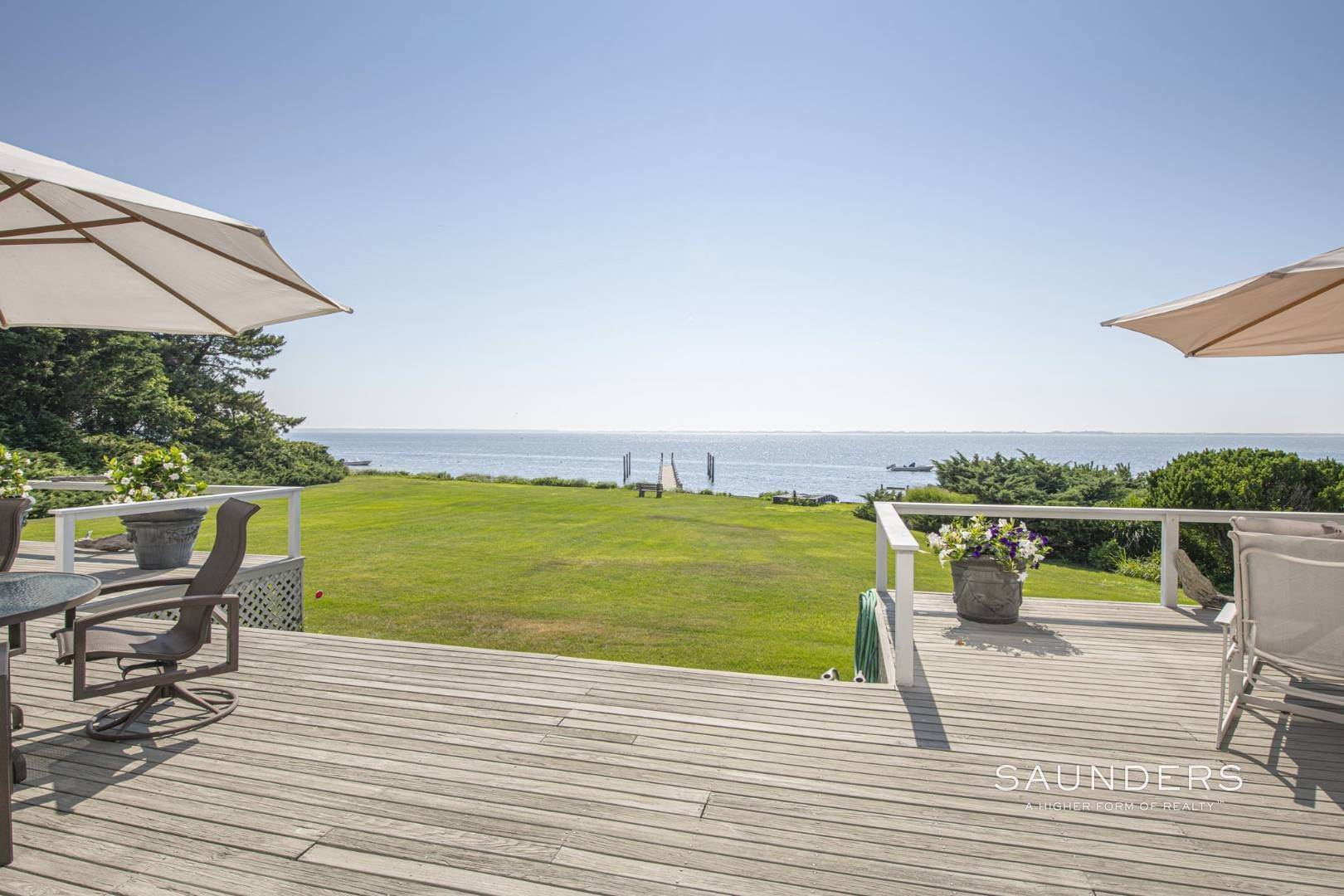 Single Family Homes for Sale at Open Bayfront And Boater's Dream 14 Carmel Lane, Hampton Bays, Southampton Town, NY 11946