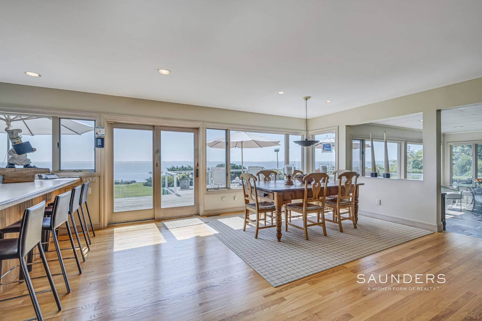 11. Single Family Homes for Sale at Open Bayfront And Boater's Dream 14 Carmel Lane, Hampton Bays, Southampton Town, NY 11946
