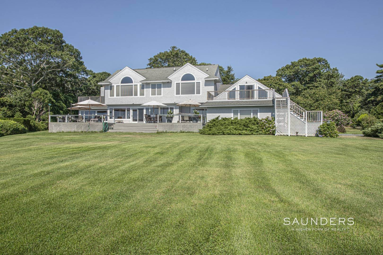 5. Single Family Homes for Sale at Open Bayfront And Boater's Dream 14 Carmel Lane, Hampton Bays, Southampton Town, NY 11946
