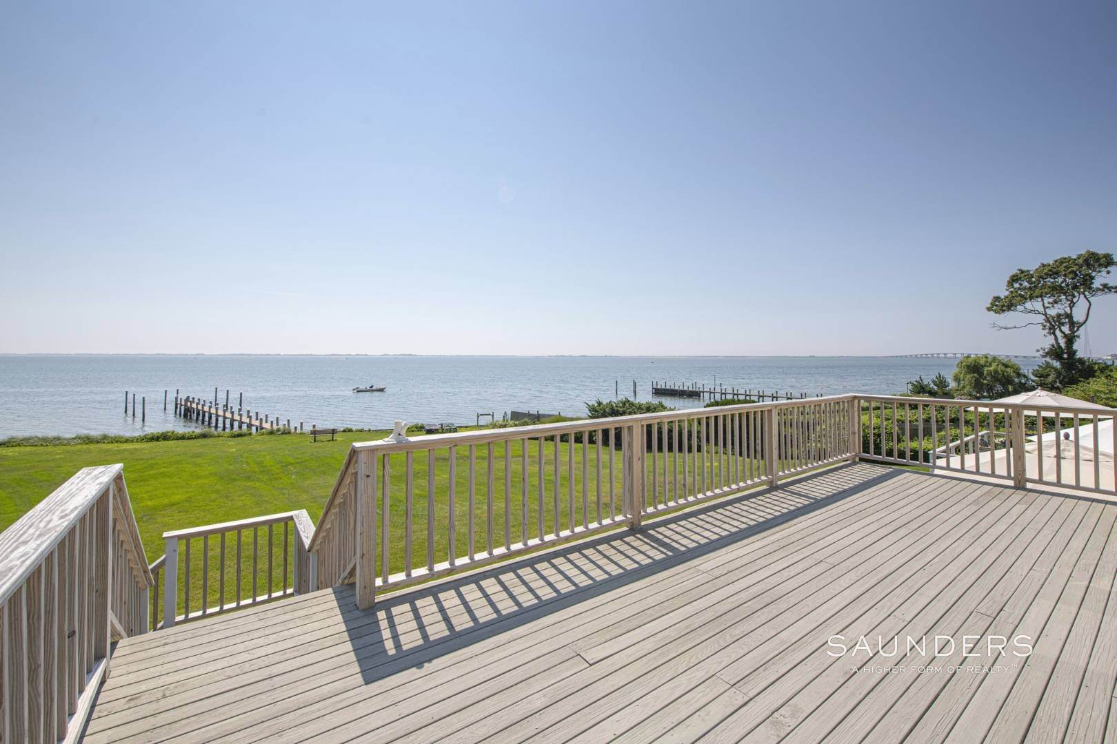 3. Single Family Homes for Sale at Open Bayfront And Boater's Dream 14 Carmel Lane, Hampton Bays, Southampton Town, NY 11946