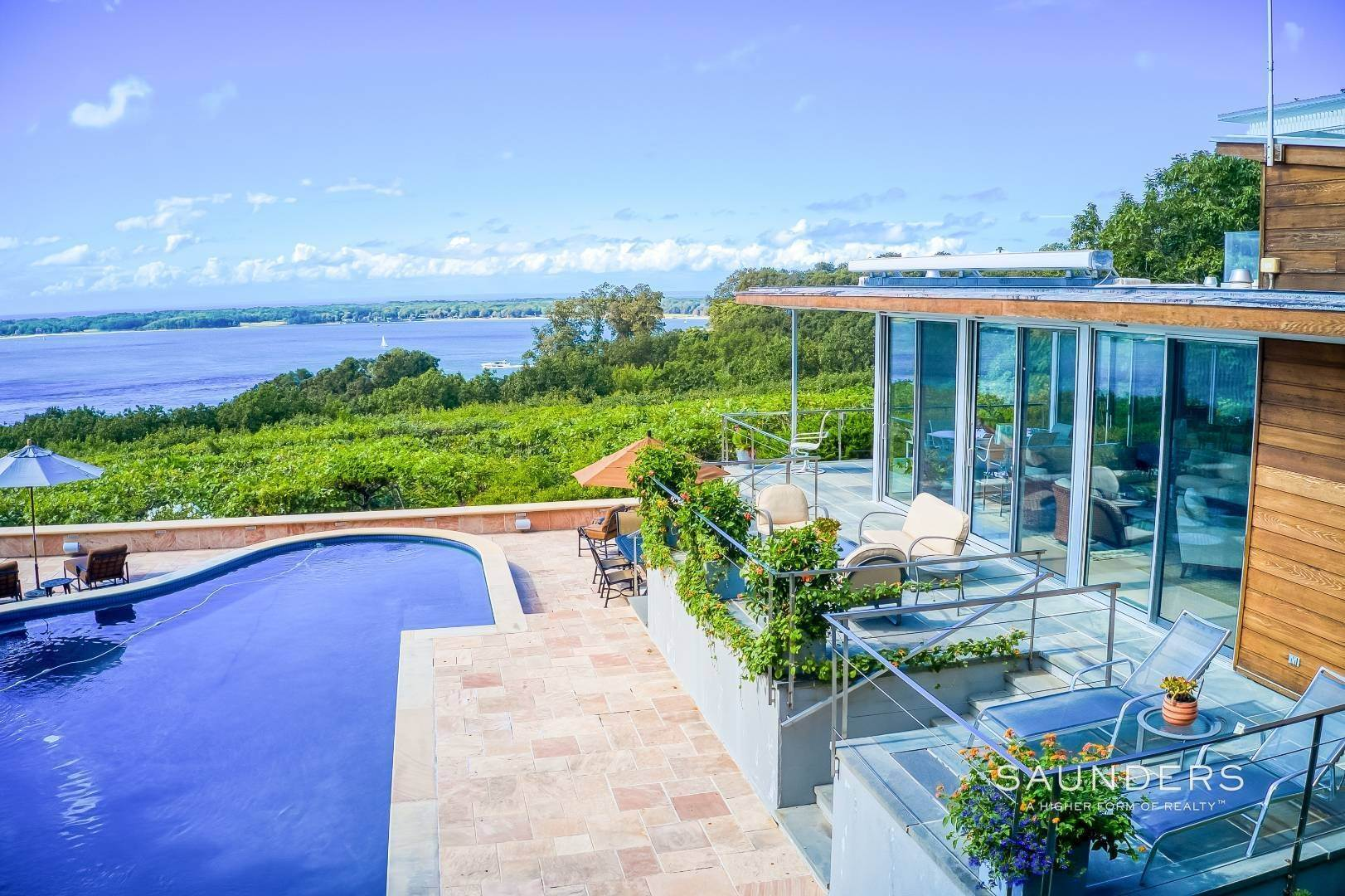 3. Single Family Homes for Sale at Shelter Island Classic Modern 42 Prospect Avenue And 23 Serpentine Drive, Shelter Island Heights, Shelter Island, NY 11965