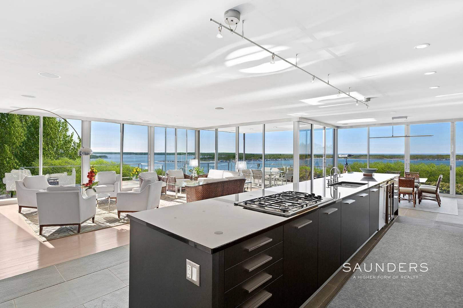 11. Single Family Homes for Sale at Shelter Island Classic Modern 42 Prospect Avenue And 23 Serpentine Drive, Shelter Island Heights, Shelter Island, NY 11965