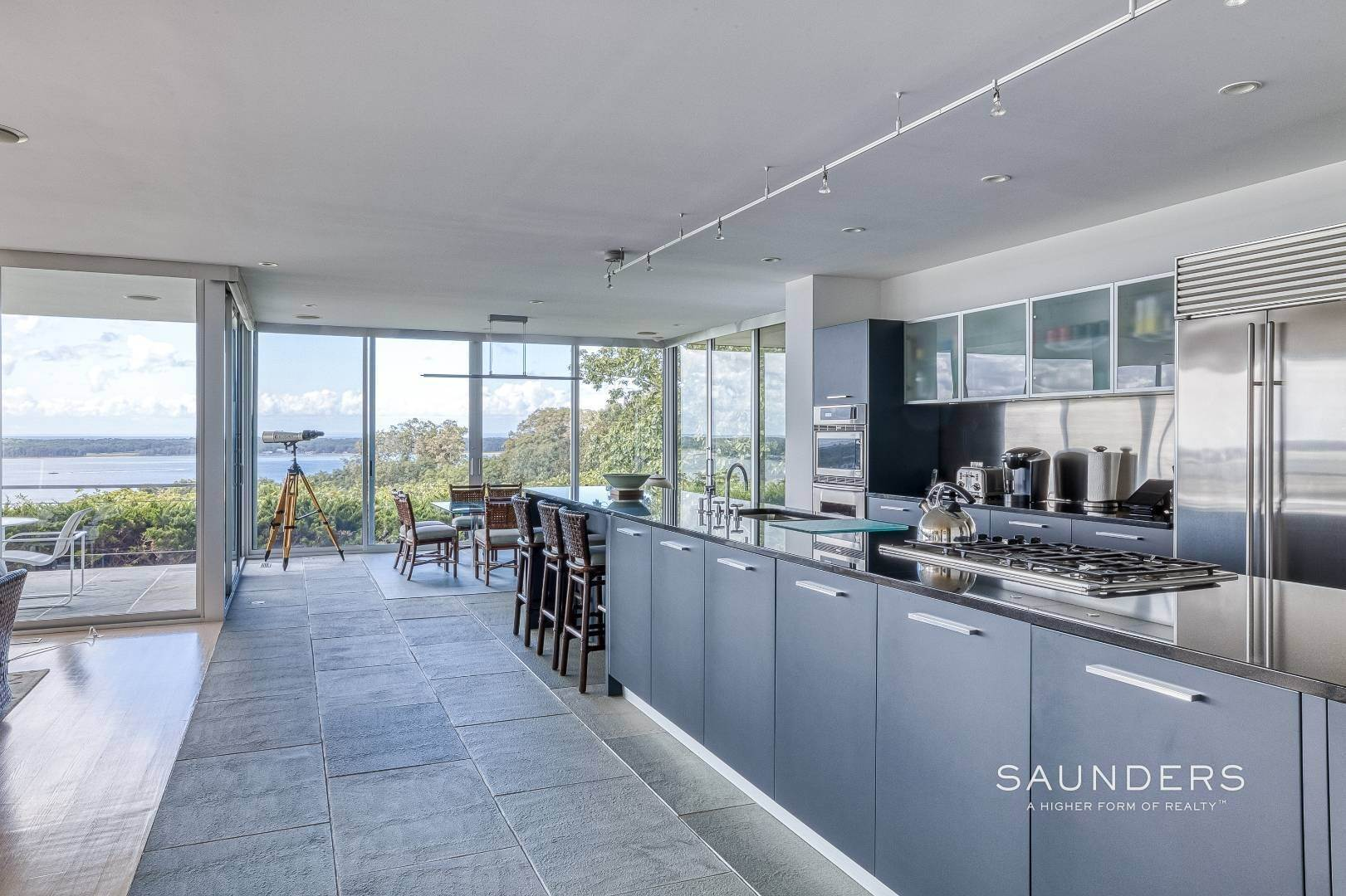 34. Single Family Homes for Sale at Shelter Island Classic Modern 42 Prospect Avenue And 23 Serpentine Drive, Shelter Island Heights, Shelter Island, NY 11965