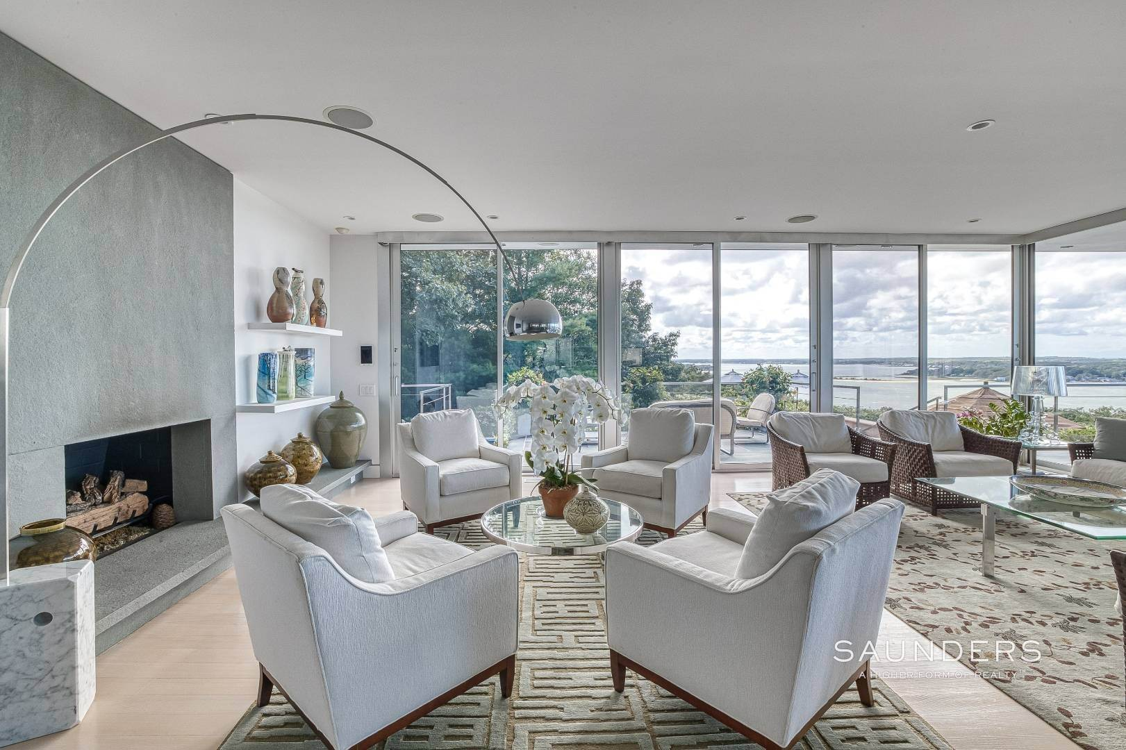43. Single Family Homes for Sale at Shelter Island Classic Modern 42 Prospect Avenue And 23 Serpentine Drive, Shelter Island Heights, Shelter Island, NY 11965