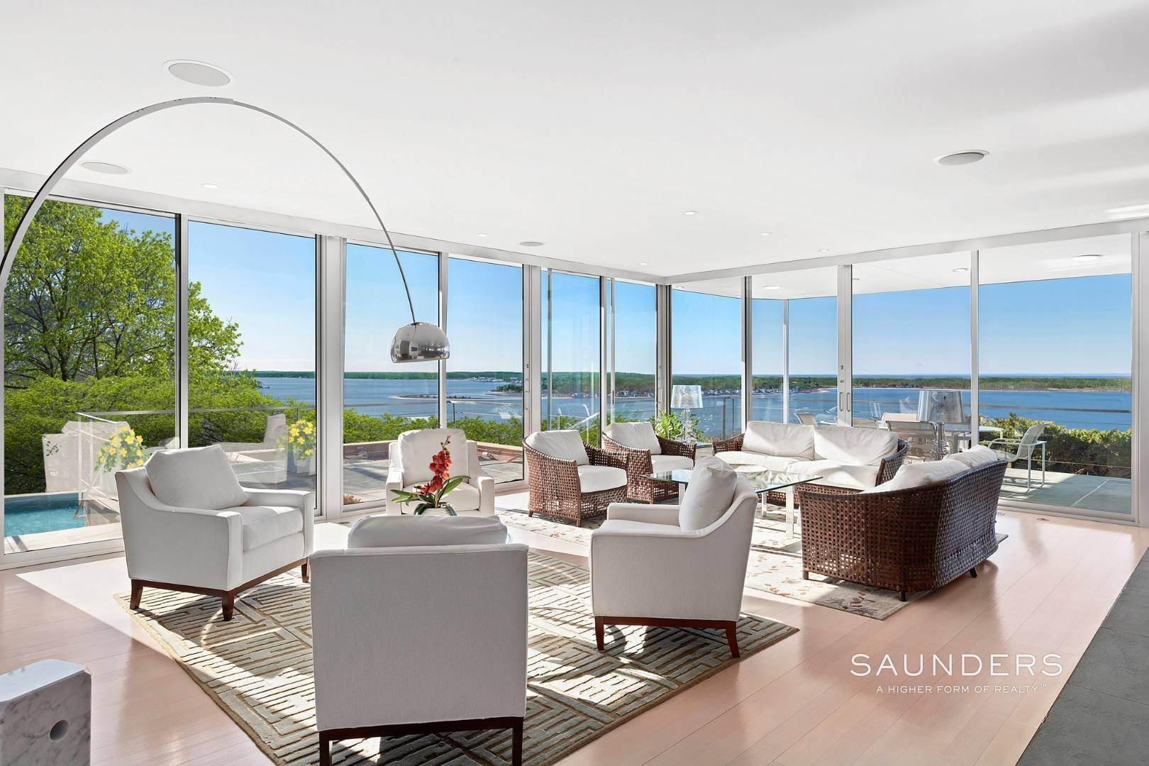 9. Single Family Homes for Sale at Shelter Island Classic Modern 42 Prospect Avenue And 23 Serpentine Drive, Shelter Island Heights, Shelter Island, NY 11965