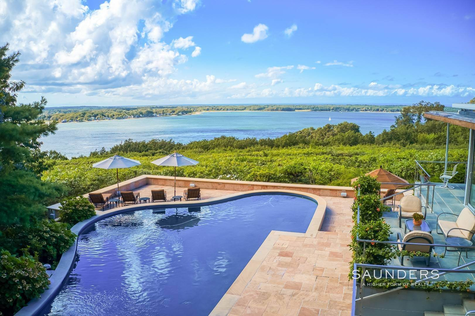 2. Single Family Homes for Sale at Shelter Island Classic Modern 42 Prospect Avenue And 23 Serpentine Drive, Shelter Island Heights, Shelter Island, NY 11965