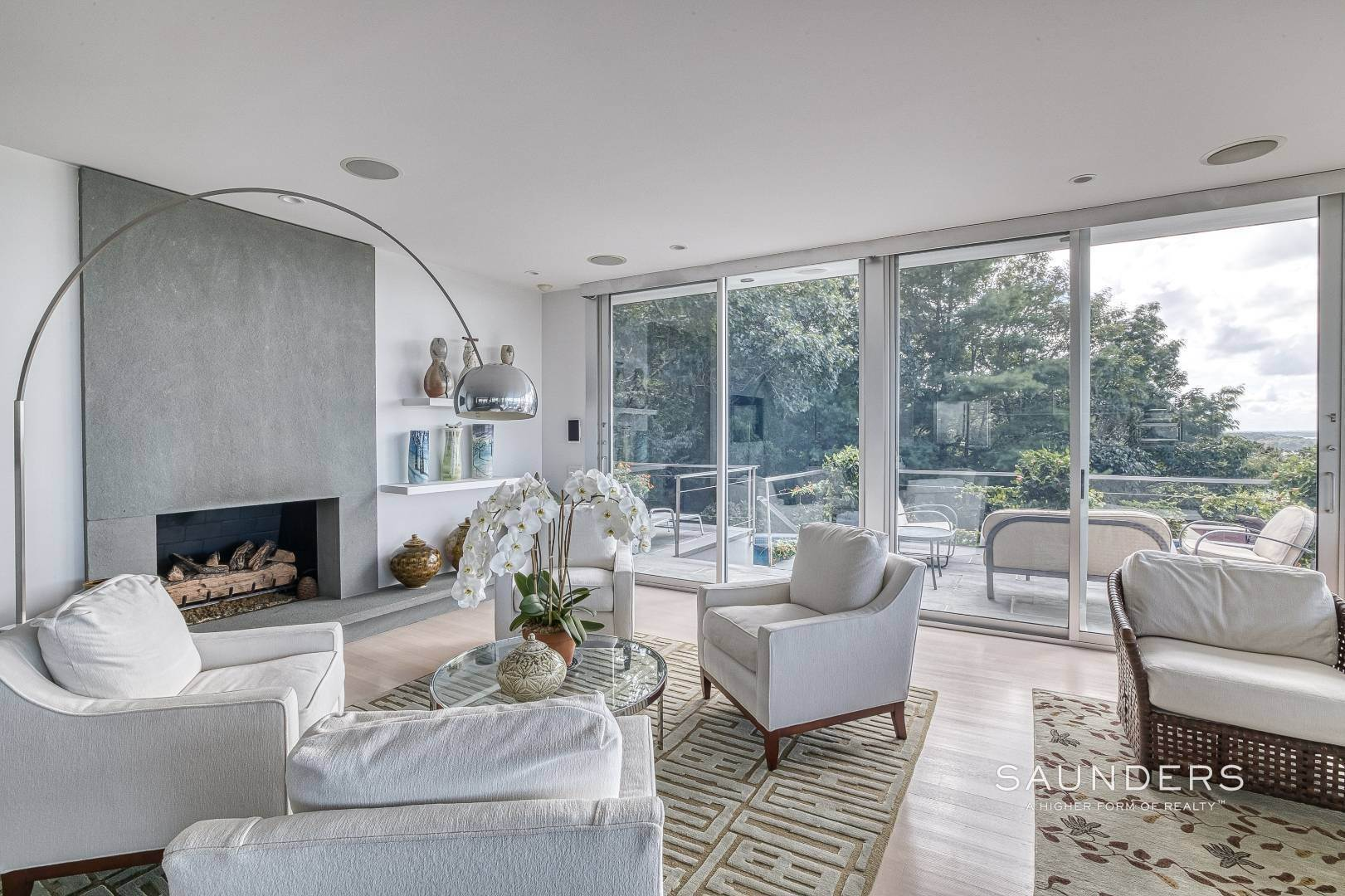 42. Single Family Homes for Sale at Shelter Island Classic Modern 42 Prospect Avenue And 23 Serpentine Drive, Shelter Island Heights, Shelter Island, NY 11965