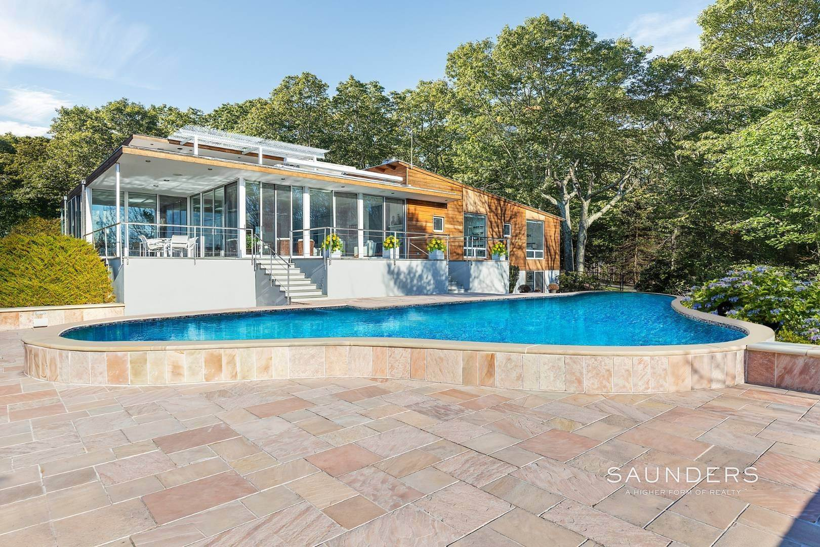 6. Single Family Homes for Sale at Shelter Island Classic Modern 42 Prospect Avenue And 23 Serpentine Drive, Shelter Island Heights, Shelter Island, NY 11965