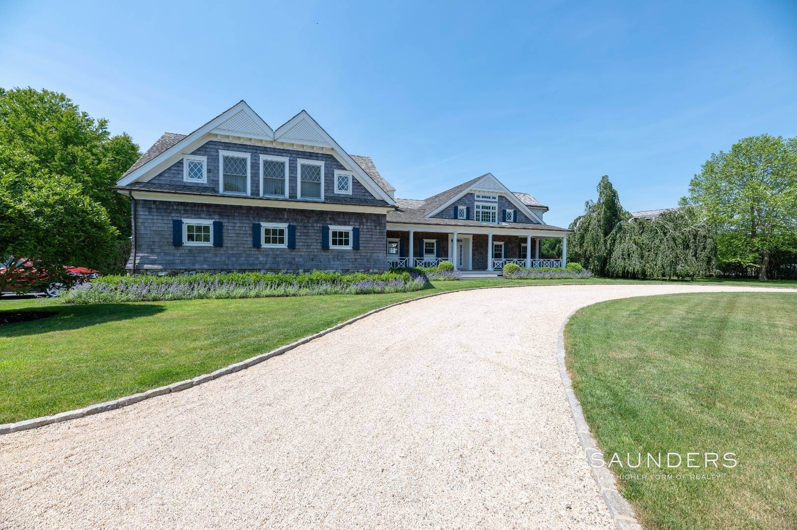 Single Family Homes at Bridgehampton South Overlooking A Private Vineyard Bridgehampton, Southampton Town, NY 11932