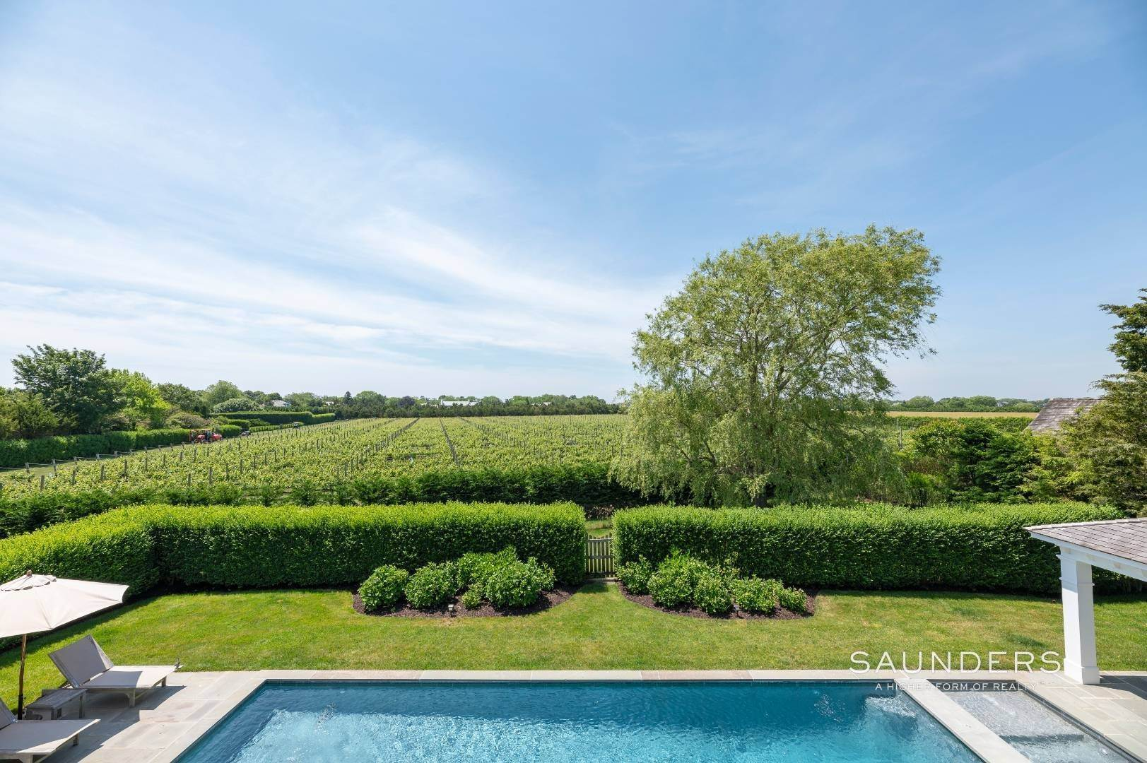 8. Single Family Homes at Bridgehampton South Overlooking A Private Vineyard Bridgehampton, Southampton Town, NY 11932