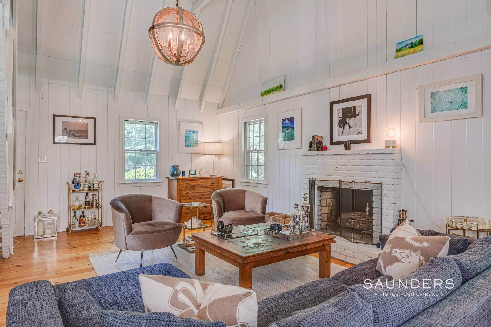 5. Single Family Homes for Sale at Bucolic South Of The Highway In Wainscott 6 Windsor Lane, Wainscott, East Hampton Town, NY 11975