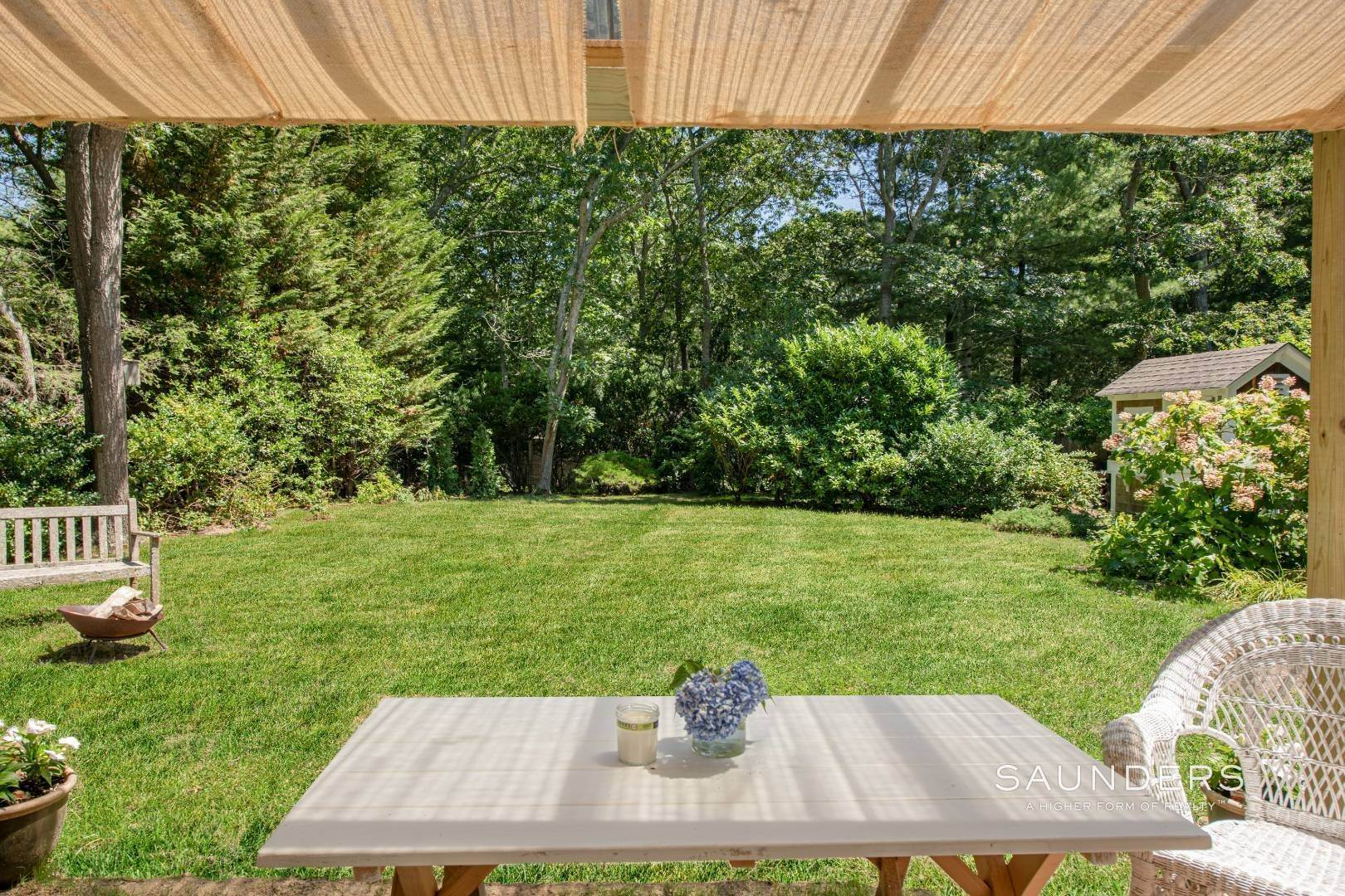 10. Single Family Homes for Sale at Bucolic South Of The Highway In Wainscott 6 Windsor Lane, Wainscott, East Hampton Town, NY 11975