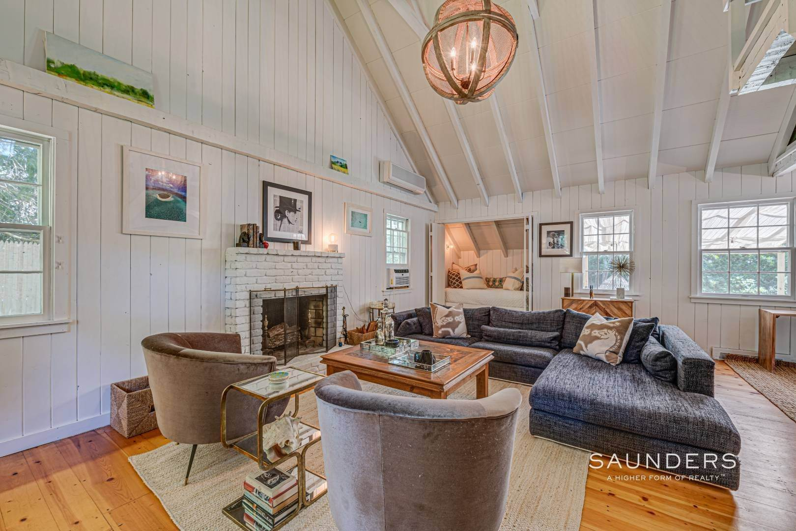 3. Single Family Homes for Sale at Bucolic South Of The Highway In Wainscott 6 Windsor Lane, Wainscott, East Hampton Town, NY 11975