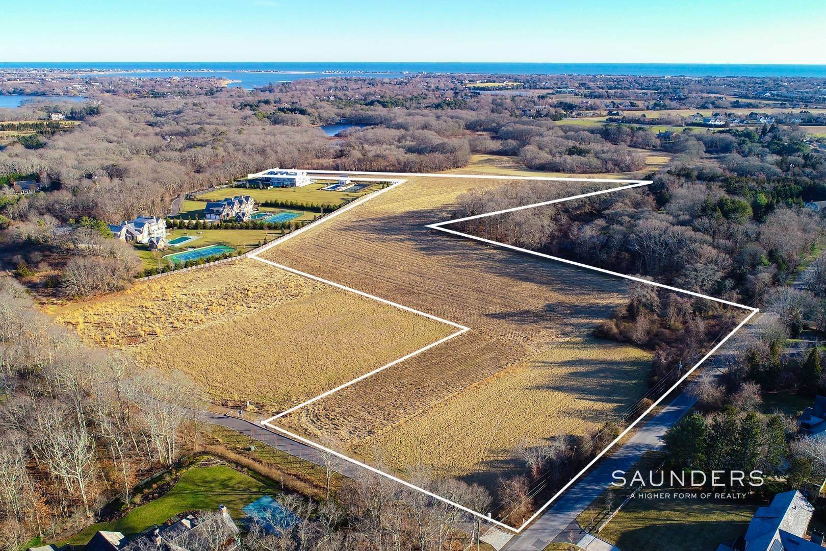 Land for Sale at Water Mill, Southampton Town, NY 11976