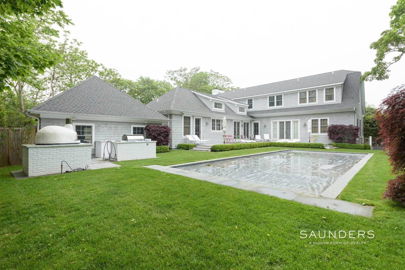 25. Single Family Homes at Private Paradise 49 Osborne Lane, East Hampton, East Hampton Town, NY 11937