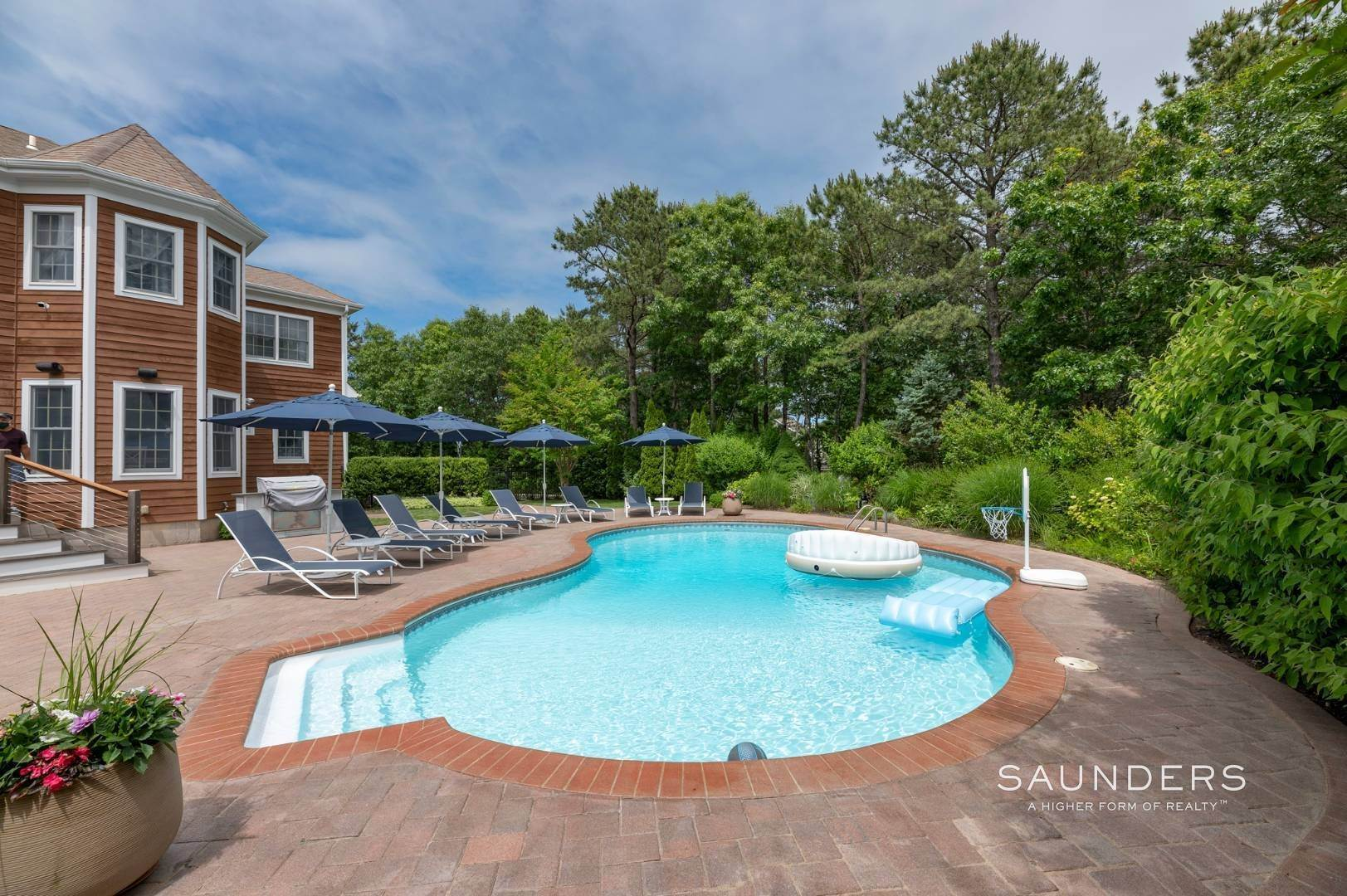 Single Family Homes at Immaculate Seasonal Rental -Southampton Pines 139 Maggie Drive, East Quogue, Southampton Town, NY 11942