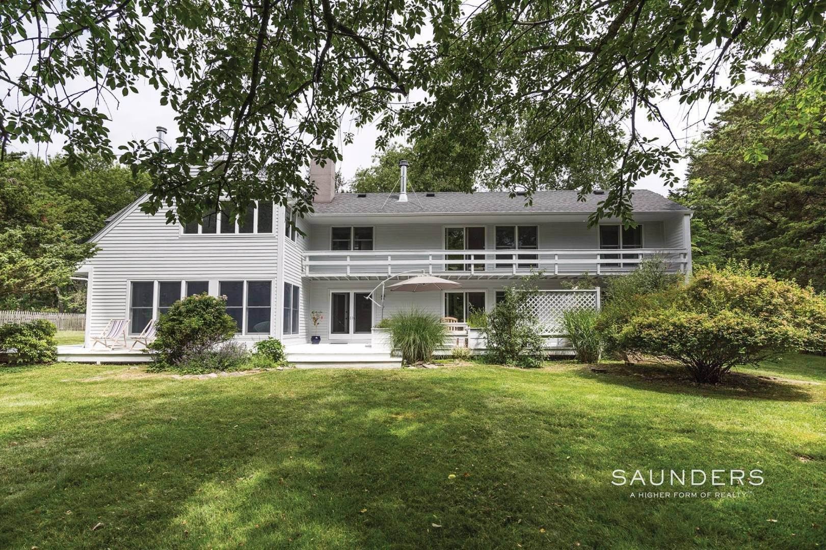 3. Single Family Homes for Sale at Shelter Island European Country Modern With Pool 30 Baldwin Road, Shelter Island, NY 11964