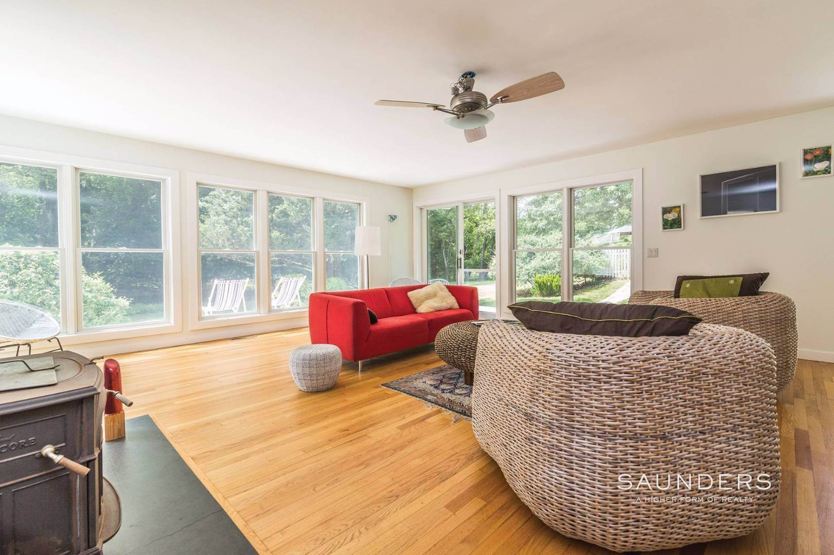 9. Single Family Homes for Sale at Shelter Island European Country Modern With Pool 30 Baldwin Road, Shelter Island, NY 11964