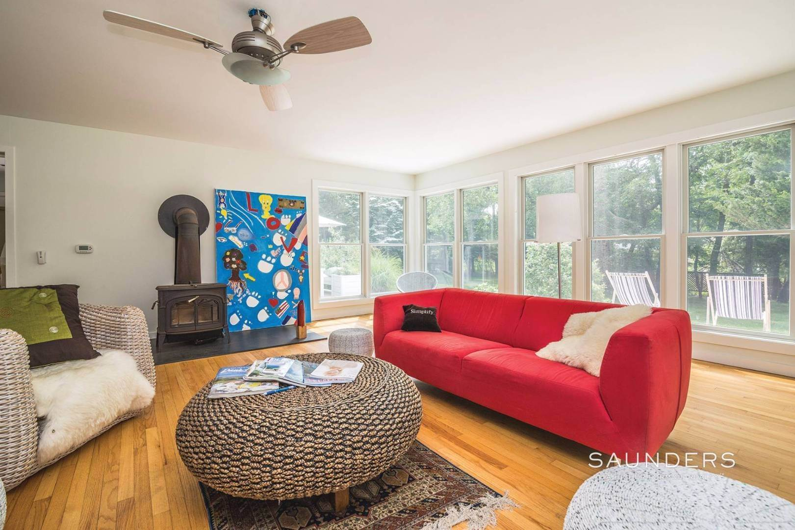 7. Single Family Homes for Sale at Shelter Island European Country Modern With Pool 30 Baldwin Road, Shelter Island, NY 11964