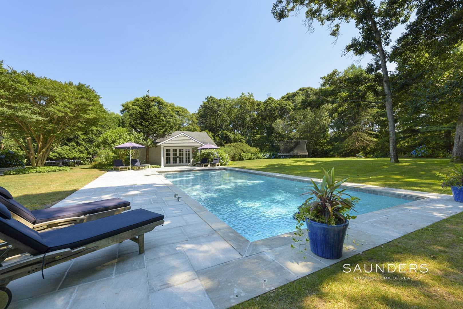 2. Single Family Homes for Sale at Spacious Postmodern With Pool And Lush Landscape 77 Sebonac Inlet Road, Southampton, Southampton Town, NY 11968