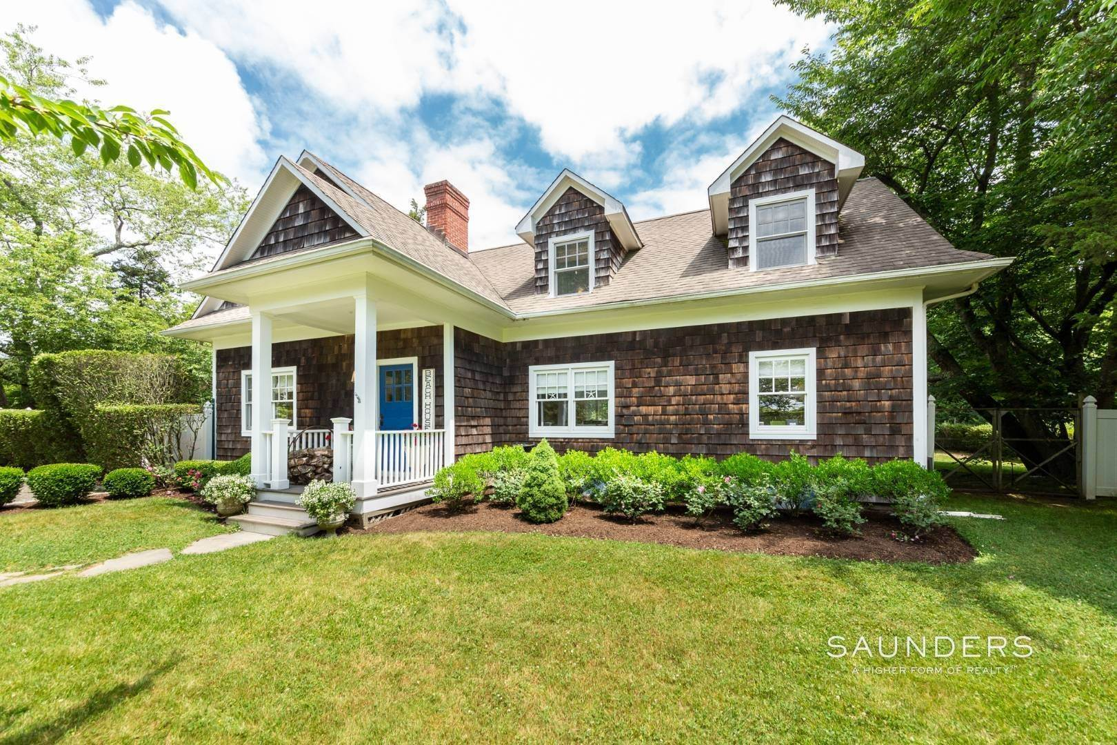 3. Single Family Homes for Sale at Eh Village Edge With Tennis Possible 170 Cedar Street, East Hampton, East Hampton Town, NY 11937