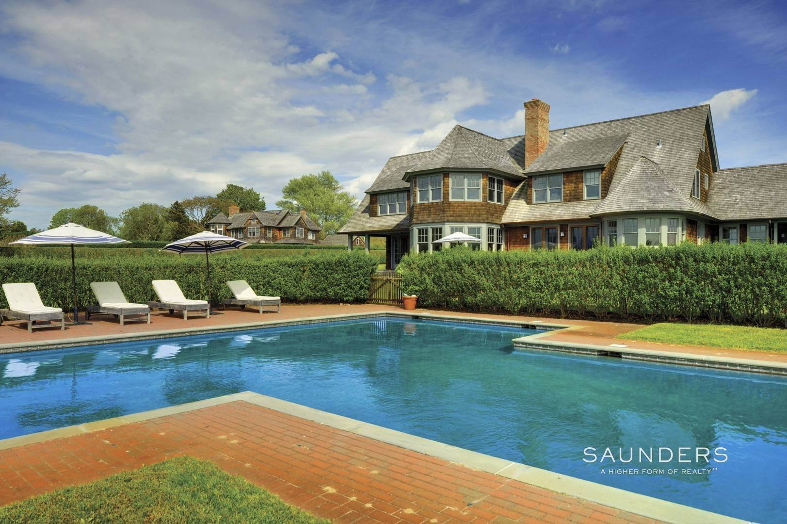 3. Single Family Homes at Sagaponack With Waterviews Pool And Tennis Sagaponack Village, Southampton Town, NY 11962