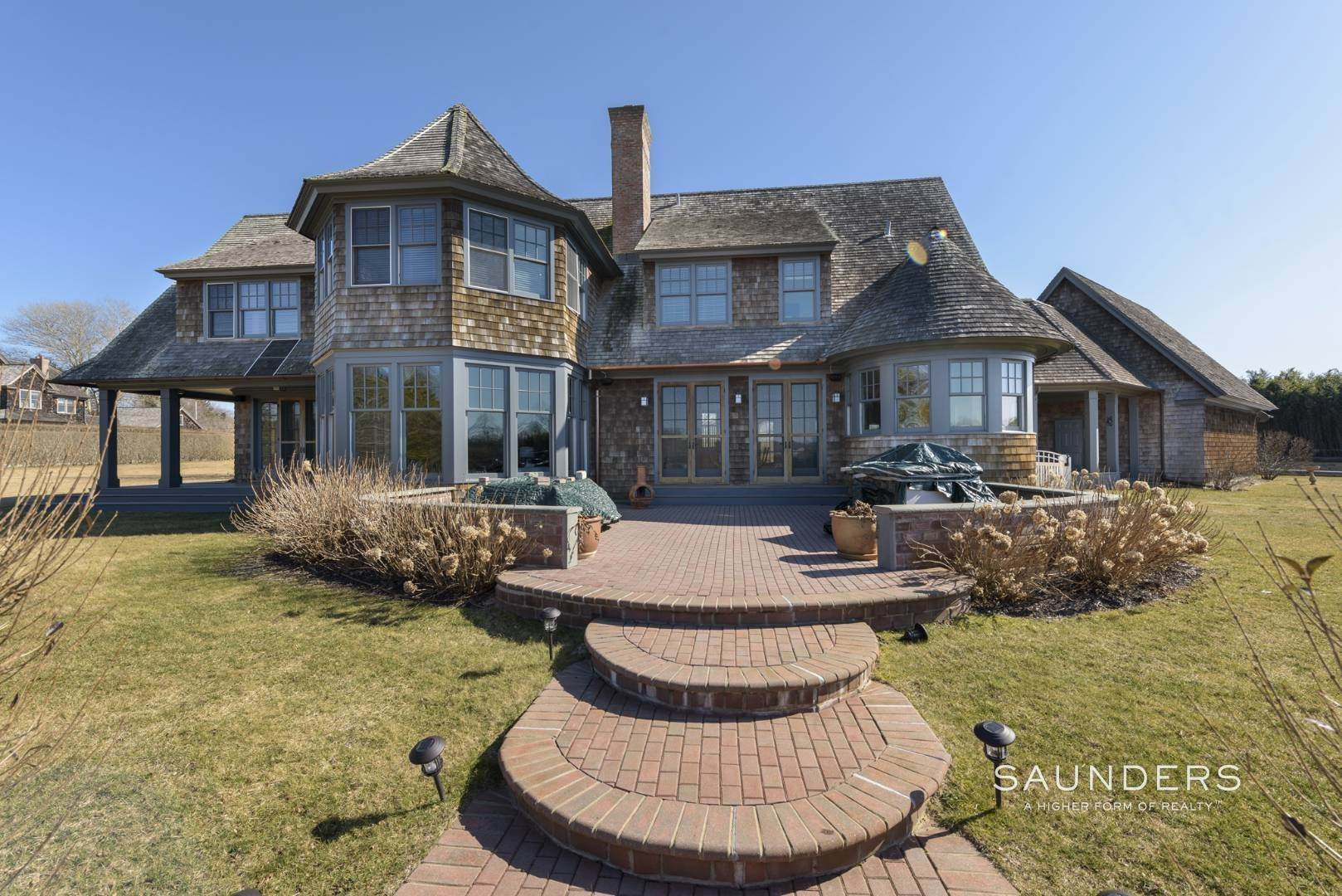 5. Single Family Homes at Sagaponack With Waterviews Pool And Tennis Sagaponack Village, Southampton Town, NY 11962